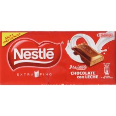 CHOCOLATE CON LECHE NESTLE 125g