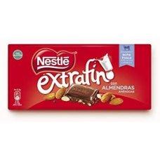 CHOCOLATE NESTLE ALMENDRE