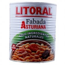 FABADA LITORAL ASTURIANA 865gr