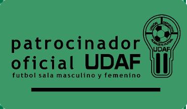 patrocinador UDAF