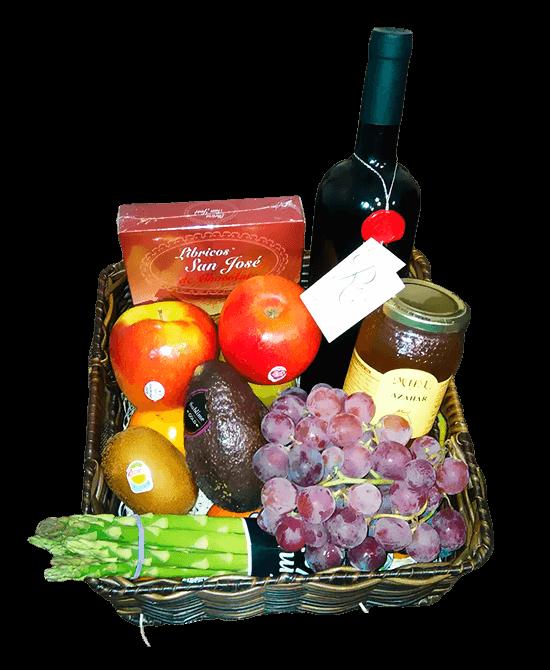 Regala Cesta de Frutas, un regalo original